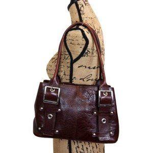 Wilson Leather Pelle Studio Shoulder Bag